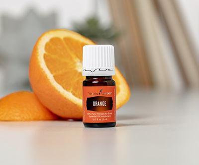Esenciální olej Pomeranč 1