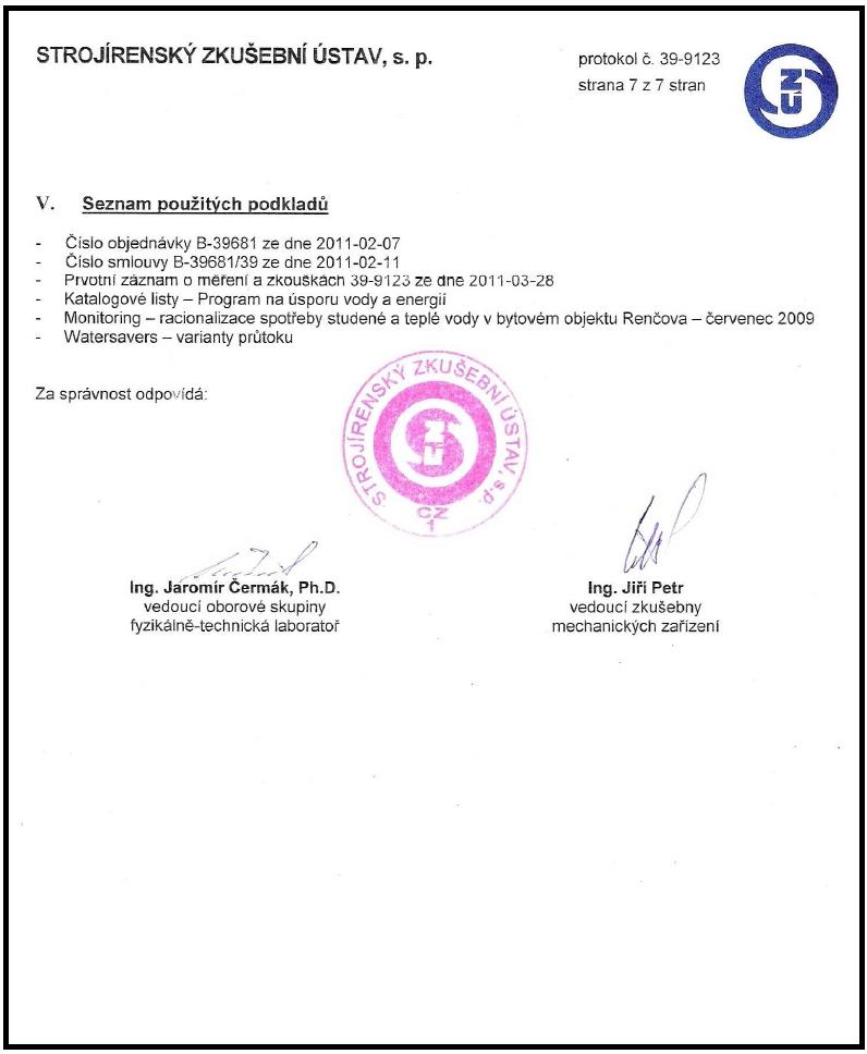 Certifikáty 8