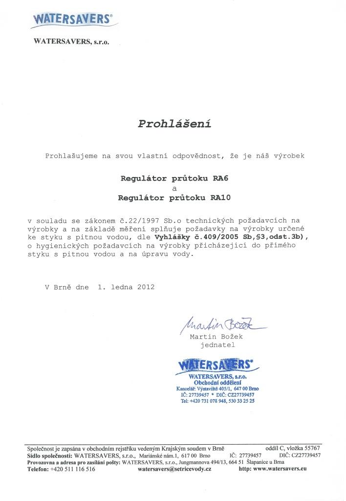Certifikáty 5