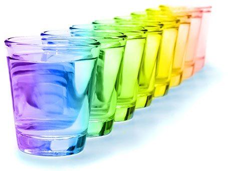 Výhody alkalické vody pro zdraví
