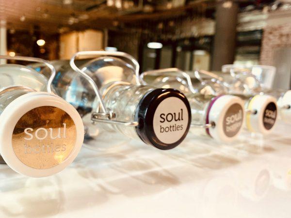 Skleněná lahev Soul Bottles