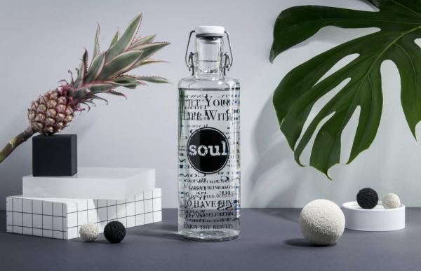 Skleněná lahev Soul Bottles - živá duše