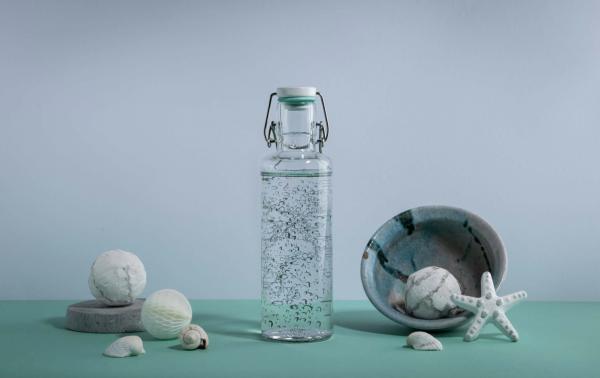 Skleněná lahev Soul Bottles - živá voda