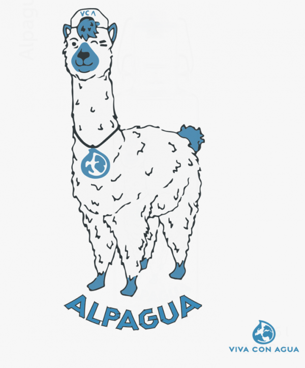 Skleněná lahev Soul Bottles - Alpagua