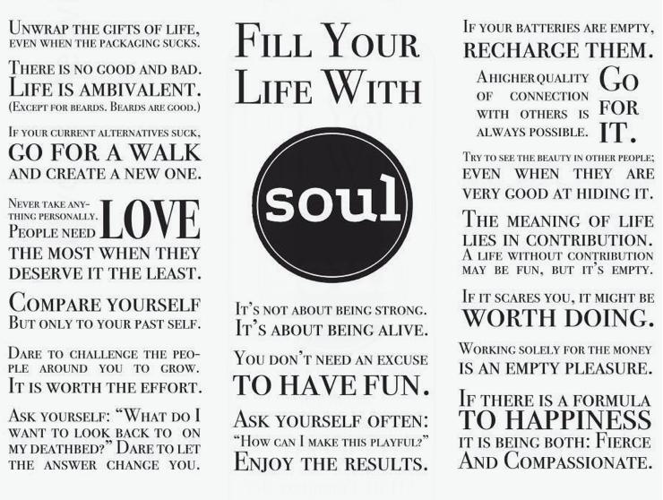 Živá duše 2