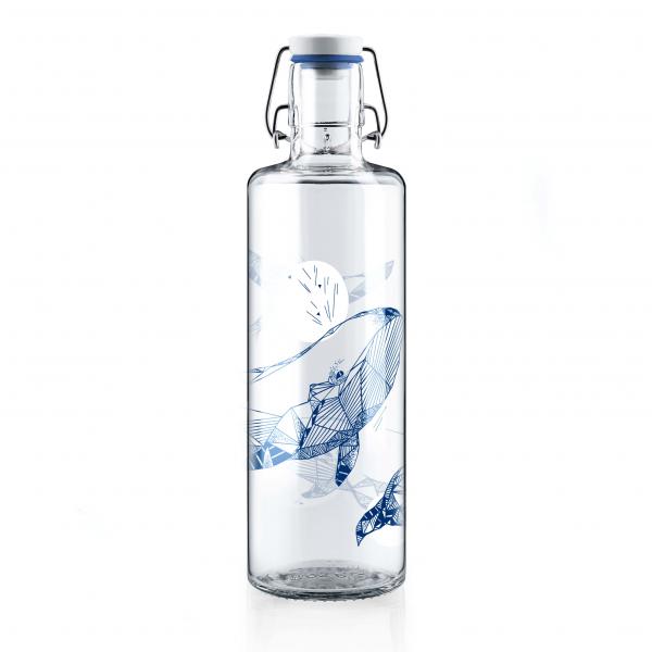 Skleněná lahev s duší - Velryba