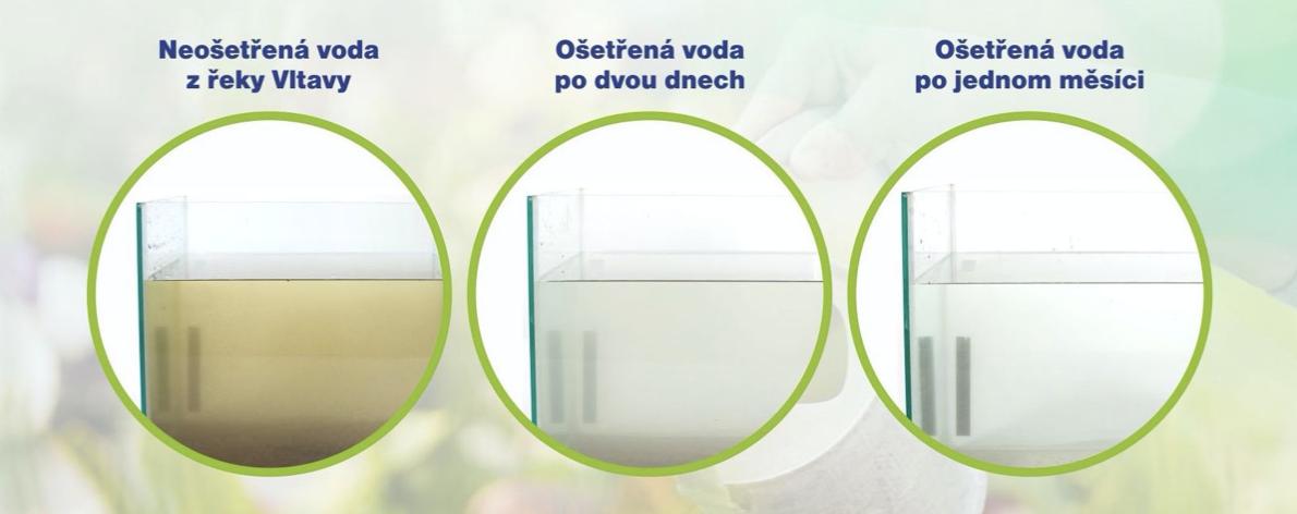bionanostop ošetřena voda