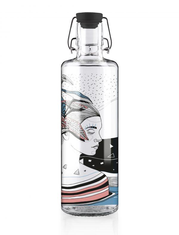 Skleněná lahev s duší - Matka Zem