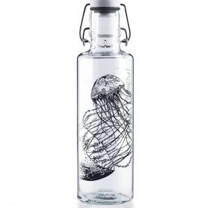 Skleněná lahev s duší - Medúza
