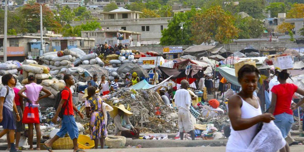 Voda a Haiti 1
