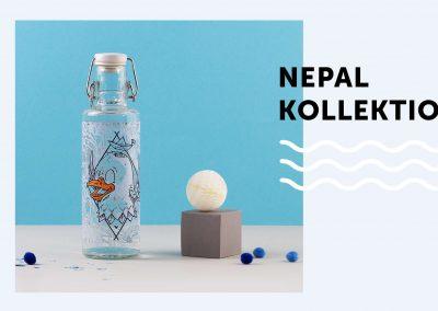 Nepál kolekce s ptackem RIPSem